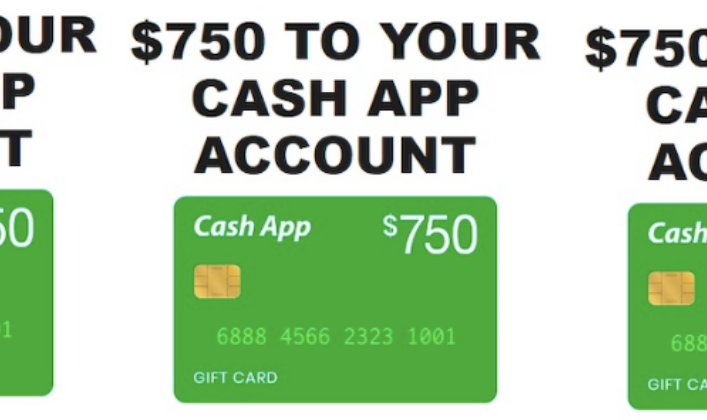 Cash app: Get A Chance To Receive $750 Cash App