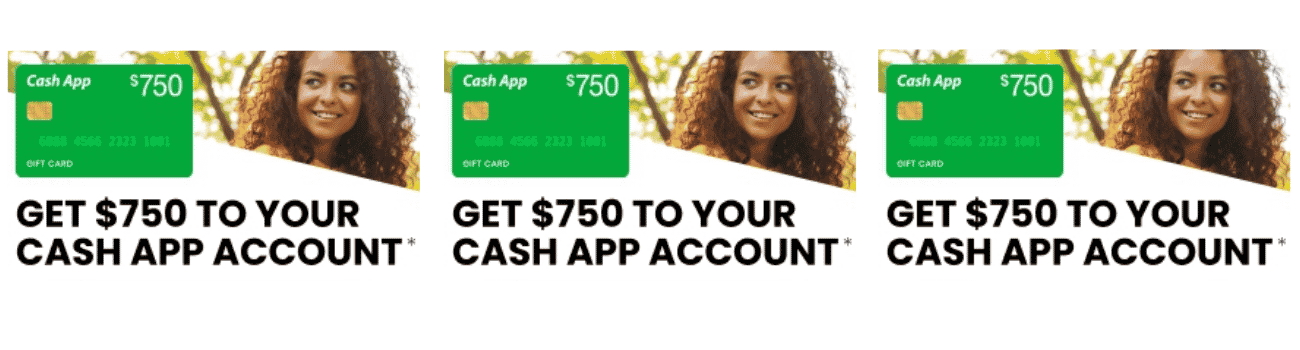 750 Cash App: The Sweepstake US Residents Should Enter