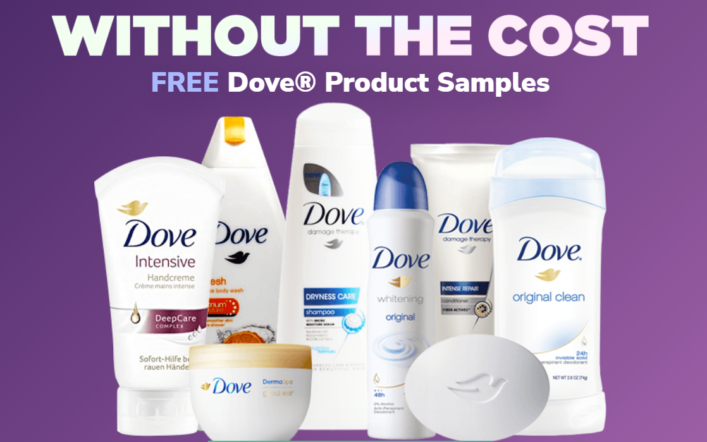 dove giveaway (US Only)